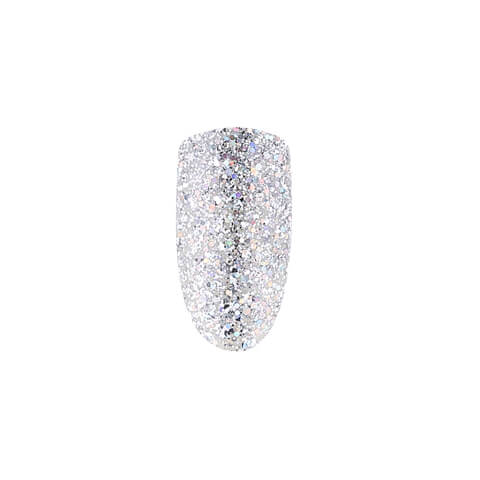 SILVER HOLOGRAPHIC SHIMMER, 10 ML