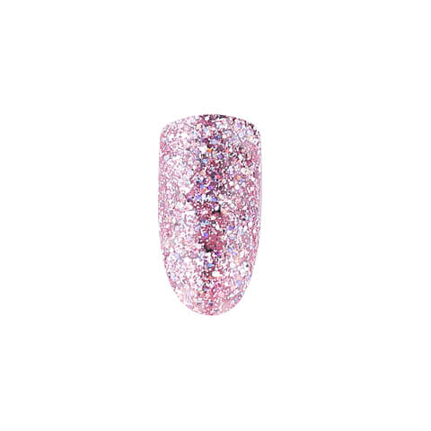 PINK HOLOGRAPHIC SHIMMER, 10 ML
